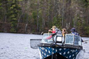 Healing Patriots, Expedition, Fishing, Presque Isle,