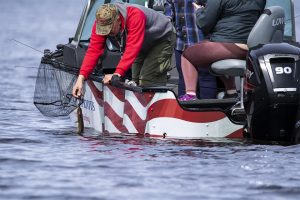 Healing Patriots, Expedition, Presque Isle, Wisconsin, Fishing